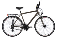 VTC homme 28'' multiposition bronze KS Cycling