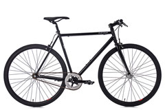 Vélo Fitness 28'' Flip Flop Singlespeed noir KS Cycling