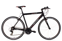 Vélo route alu 28'' Lightspeed noir KS Cycling