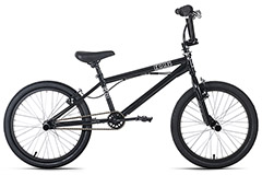 BMX freestyle 20'' Four noir KS Cycling