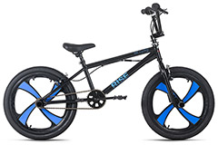 BMX freestyle 20'' Rise noir KS Cycling