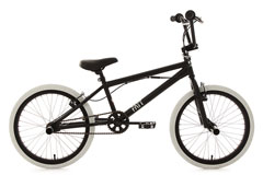 BMX Freestyle 20'' Fatt noir KS Cycling